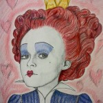 Alice in Wonderland - Queen of Hearts